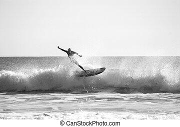 衝浪運動員