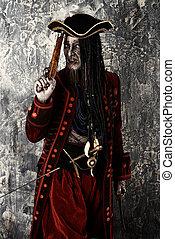 衣装, 海賊