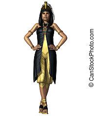 衣類, エジプト人