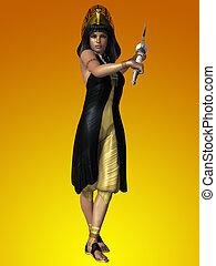 衣類, 背景, エジプト人