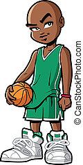 表演者, 篮球