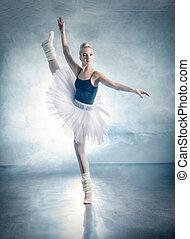 表現, 芭蕾舞