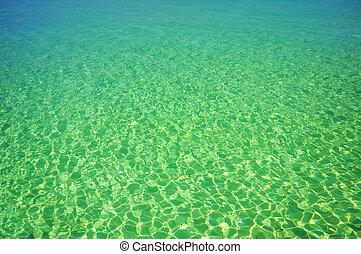 表面, の, 海洋