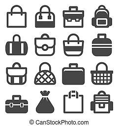 袋子, 圖象, 集合
