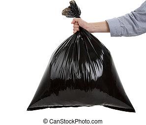 袋子, 垃圾