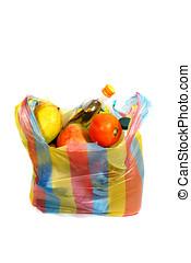 袋子, 食品雜貨店