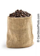 袋, コーヒー