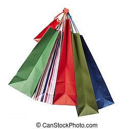 袋, 消費者運動, 小売り買い物