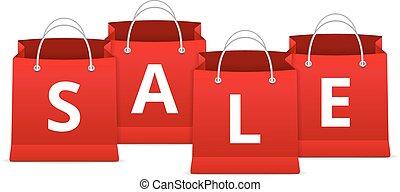 袋, 買い物, セール