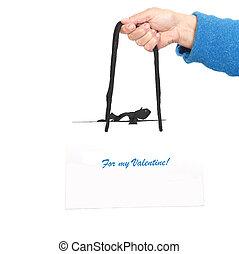 袋, 贈り物, バレンタイン