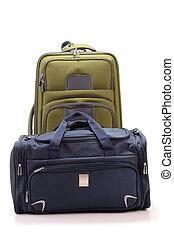 袋, suitcase., luggage.