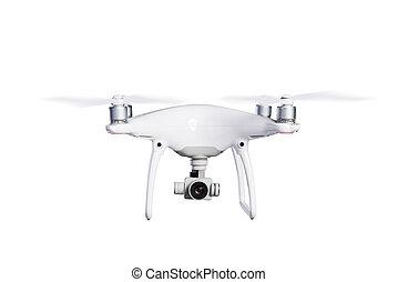 被隔离, 射擊, 飛行, 雄峰, 工作室, 照像機, 直升飛机