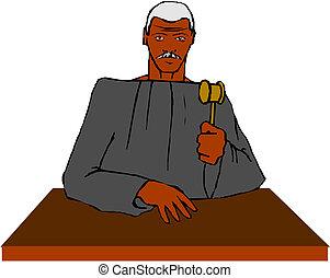 裁判官, 作り, 評決