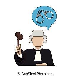 裁判官, 小槌, 欠陥