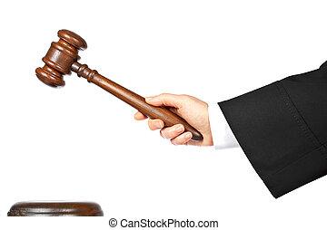 裁判官, 発表しなさい, ∥, 評決