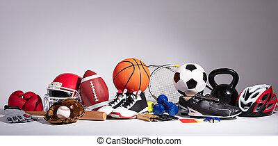 装置, クローズアップ, ボール, スポーツ