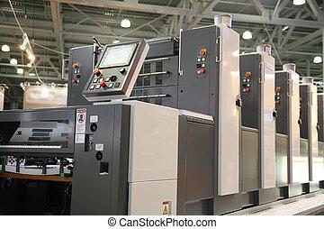 装置, 印刷される, 4
