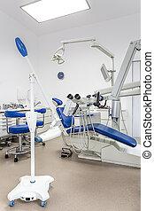 装置, 歯科医