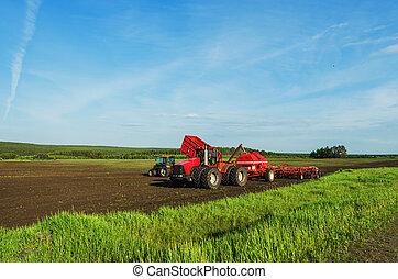 装置, 特別, 収穫する
