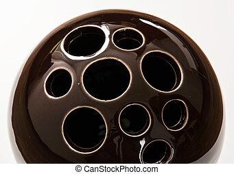 装飾用である, セラミック, 穴, ボール