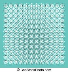 装飾用である, パネル, ∥ために∥, レーザー, cutting., 普遍的, モザイク, 幾何学的, pattern., ∥, 比率, ある, 1:, 1., ベクトル, illustration.