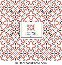 装飾用である, 包装, カード, 青い羽布, フライヤ, 型, pattern., seamless, (どれ・何・誰)も, オレンジ, 幾何学的, 織物, ビジネス, cross., 切望された, 旗, 壁紙, 偉人, idea., 定型, ∥あるいは∥