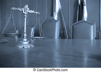 装飾用である, 正義 の スケール, 中に, ∥, 法廷