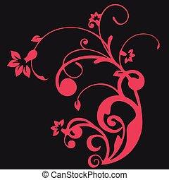 装飾用である, 花, 装飾