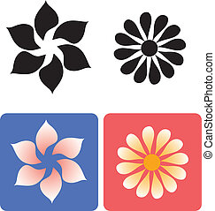 装飾用である, 1, 花