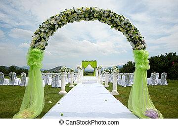 装飾, 概観, 結婚式