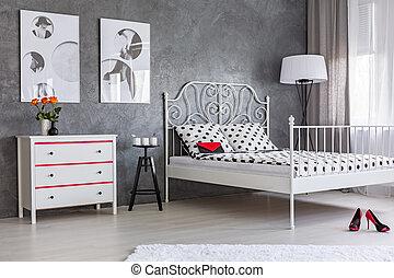 装飾, 現代, 寝室