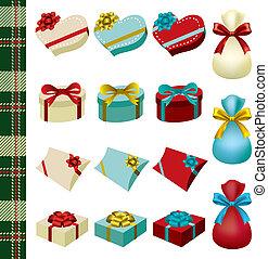 装飾, 贈り物, セット