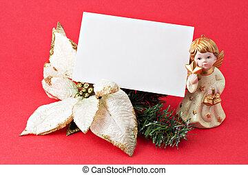 装飾, 2, クリスマスの ギフト, ブランク