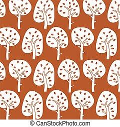 装饰品, 树