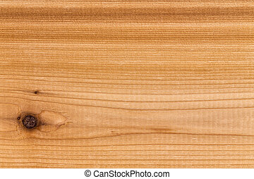 装饰, 固体, 单一, 树木, 雪松, 面板