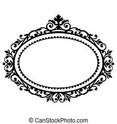 装饰, 框架