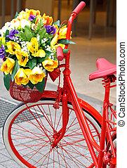 装饰, 自行车