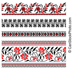 裝飾品, 刺繡, 烏克蘭人