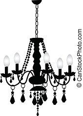 裝飾, 枝形吊燈