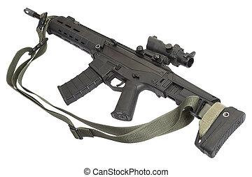 襲撃, 現代, 隔離された, ライフル銃