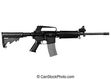襲撃, ar15, ライフル銃