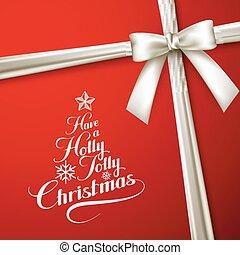 西洋ヒイラギ, クリスマス, とても, 陽気
