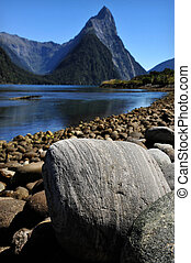 西蘭島, 新, fiordland