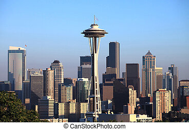 西雅图地平线, wa。, state.