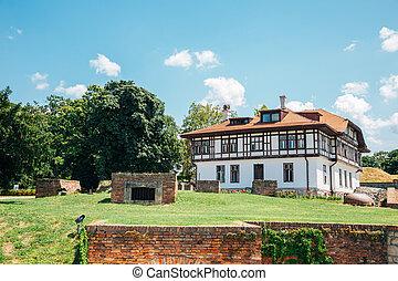 要塞, ベオグラード, セルビア, kalemegdan