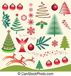 要素, クリスマス