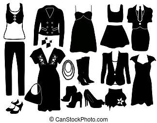 要素, ファッション