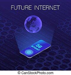 要素, 技術, 背景, インターネット