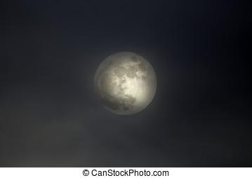 覆蓋, 滿月
