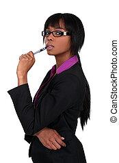 見つけること, 女性実業家, インスピレーシヨン